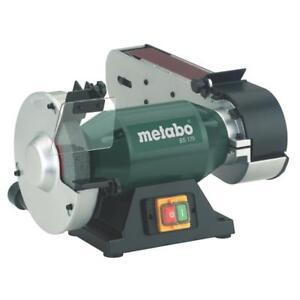 Metabo Kombi-Bandschleifmaschine BS 175 500W 2,3 Nm mit Zubehör