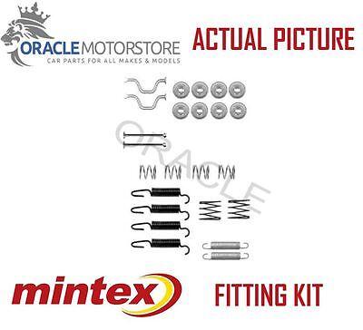 New Lexus GS 400 Genuine Mintex Rear Handbrake Shoe Accessory Kit