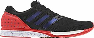 pour Adidas hommes course Noir 3 Boost Adizero Chaussures Takumi Ren de qBwx8gznE