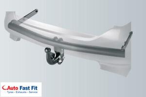 Details about TOW BAR FOR PASSAT SALOON 2014 - 2017 c/w ByPass Wiring Kit -  VW PASSAT TOW BAR