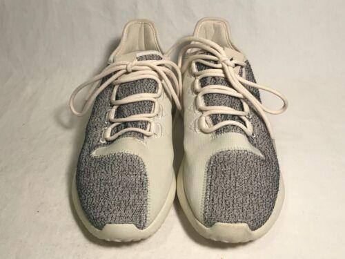 Off White Adidas Knit Textile Grey Shoes 8 Tubular Women 5 Athletic Shadow w4wOqU1Wf