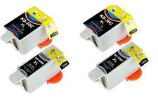 4 Kodak 30 Ink Cartridge 30 XL for 30XL Printers ESP C315 C310 C110 C115 Hero