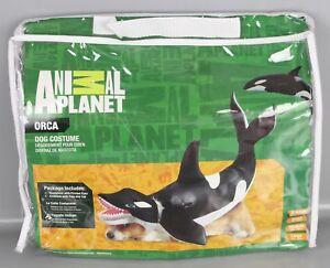 Animal-Planet-California-Costumes-Hundekostuem-Modell-Orka-Karneval-Hund-B17-AP