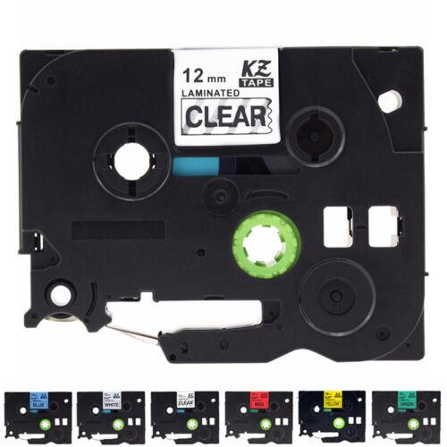 12mm Compatible TZE23// TZE431// TZE631// TZE531// TZE131// TZE731 Tapes For Ribbon