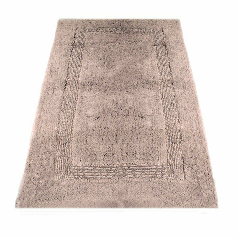 Graccioza 100% Cotton Bath Rug