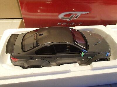 1/18 - Bmw M3 Lb Performance - Gris - Gt Spirit Irrestringibile