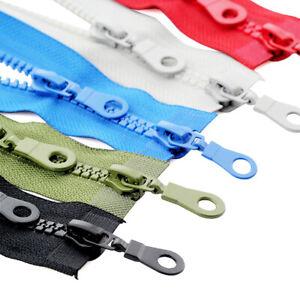 5-Double-Zipper-Resin-Open-End-DIY-Bag-Sofa-Clothing-Craft-Sewing-Supplies-70cm