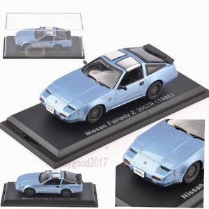 1-43-Norev-Nissan-Fairlady-Z-300ZR-1986-alliage-moule-sous-pression-Modele-de-voiture-enfants-jouet