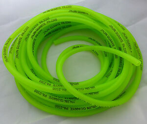 New-Motorcycle-Motorbike-Bike-Engine-Petrol-Fuel-Line-Hose-Pipe-Green-90-cm-UK