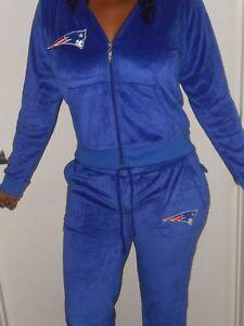 Suit Sweat t top shirt 2x giacca England New velour pantaloni jersey Patriots 7ARngwqnZ
