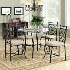 Small Dining Table Tables Round Set Sets Decor Space Saver ...
