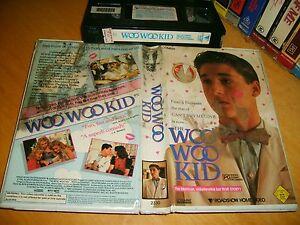 THE-WOO-WOO-KID-1987-Rare-Australian-Roadshow-1st-VHS-Edition-Comedy-Romance