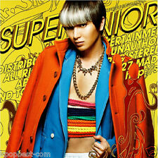 Super Junior - MR.SIMPLE (5th Album LEETEUK COVER) Type A CD+Gift Photo