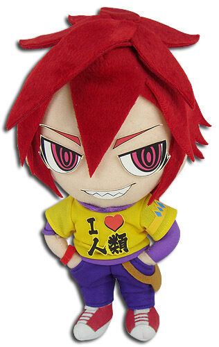 No Game No Life 8/'/' Sora Plush Anime Manga NEW