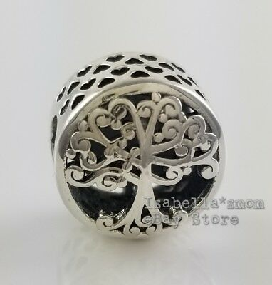 Family Roots Genuine Pandora Family Is Where Love Grows Tree Charm 797590 New Ebay