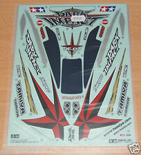 Tamiya 58370 Dark Impact/DF03, 9495487/19495487 Decals/Stickers, NIP