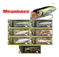 Megabass Xpod Topwater Bait 4 1/4 Select Colors