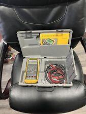 Fluke Md 88 Automotive Multimeter Set Matco 88 With Hard Case