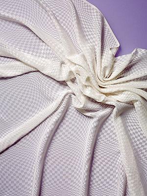 € 5,00//qm Mw 145 cm br. reines Baumwollgewebe weißer Batist ab 1 lfdm