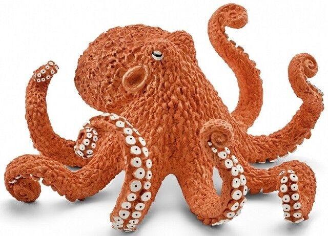 Schleich 14768 Pulpo Octopus 10cm Serie Mundo Del Agua