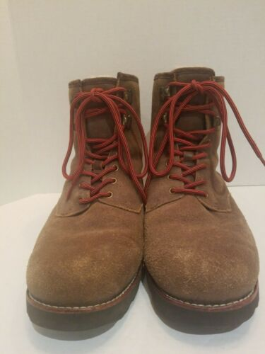 Gently Used Size 10 UGG Mens Hannen Boots Chestnut