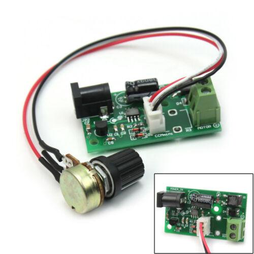 6V-28V 3A DC Motor Speed Controls PMW Pulse Width Modulator Switch 12V 24V