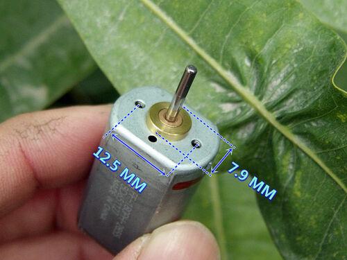 For MABUCHI FF-180 DC3V-12V 21800rpm Large Torque Metal Brush Motor for DIY Part