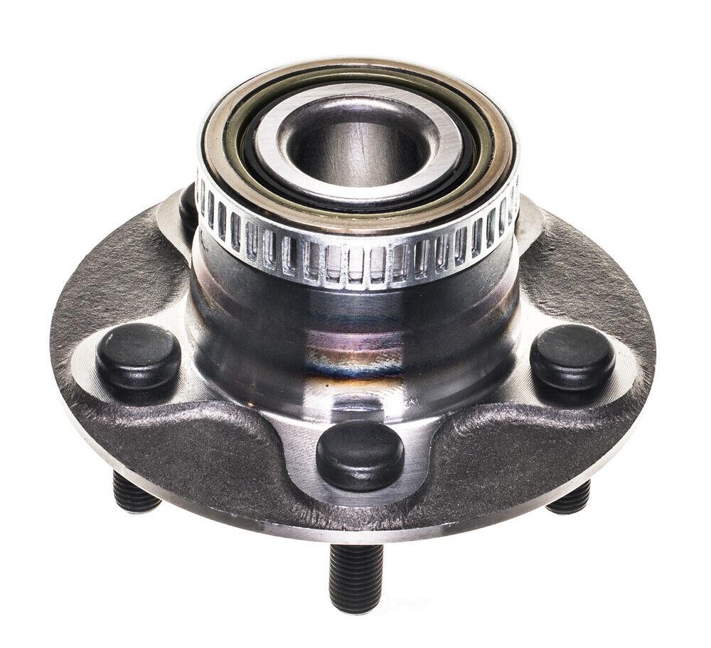 Wheel Bearing and Hub Assembly Front,Rear WorldParts WBR930809
