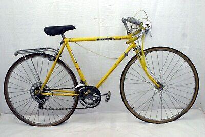 """Miyata Triton Vintage Touring Road Bike Large 59cm 27/"""" Suntour Sakae SX Steel!"""