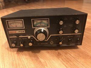 Swan 350 Hf Ssb Transceiver For Ham Radio 2 Ebay