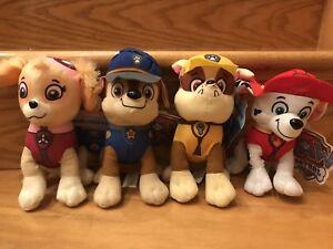 Best Christmas Gift 8 Paw Patrol Plush Stuffed Animal Toy Chase