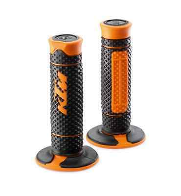 KTM CLOSED END COMPOUND HAND GRIPS 1999-2013 300 350 450  XC XCW EXC