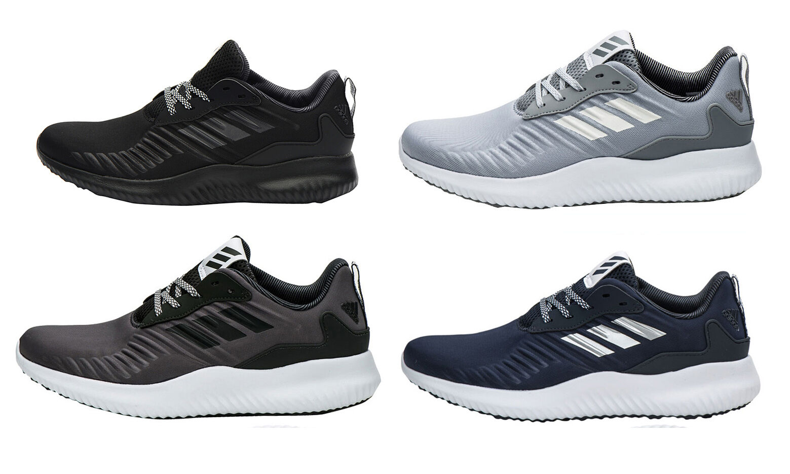 d52f35632 Adidas Alpha Bounce RC B42653 Running shoes Athletic Sneakers Runners  Boots. Reebok Men s Workout Plus Cross Trainer White ...