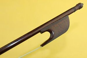 New professional 4/4 snake wood baroque style cello bow