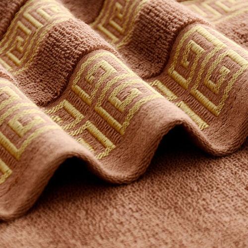Bath Towel Super Soft 100/% Cotton Absorbent Luxury Hand Bath Beach Face Sheet