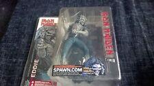 IRON Maiden Eddie figura MCFARLANE TOYS SPAWN BOXED RARE GRATIS UK POST