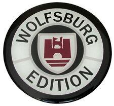VW WOLFSBURG EDITION Badge Emblem Fender Grill Trunk Hatch GTI MK1 MK2 MK3 MK4