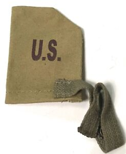 WWII-US-M1-GARAND-RIFLE-MUZZLE-COVER-OD-3