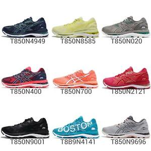 Asics-Gel-Nimbus-20-Road-Runner-Womens-Cushion-Running-Shoes-Trainers-Pick-1
