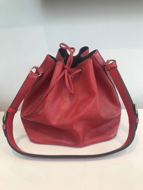 752413e199e4 Louis Vuitton Petit Noe Epi Leather Handbag for sale online