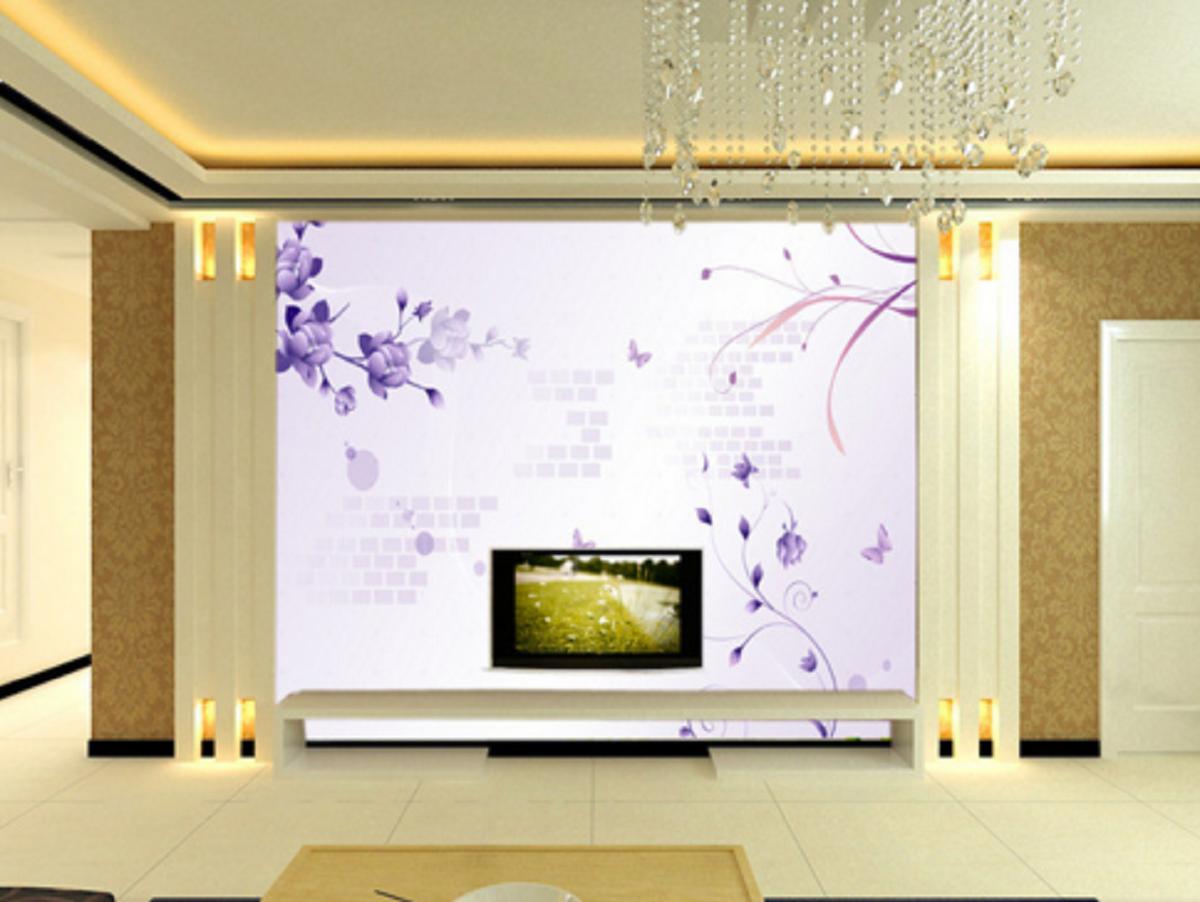 3D lila Series 867 Wall Paper Murals Wall Print Wall Wallpaper Mural AU Kyra