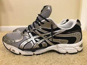 Details zu Asics Gel Phoenix 3, T117N, BlackGray, Men's Running Shoes, Size 12