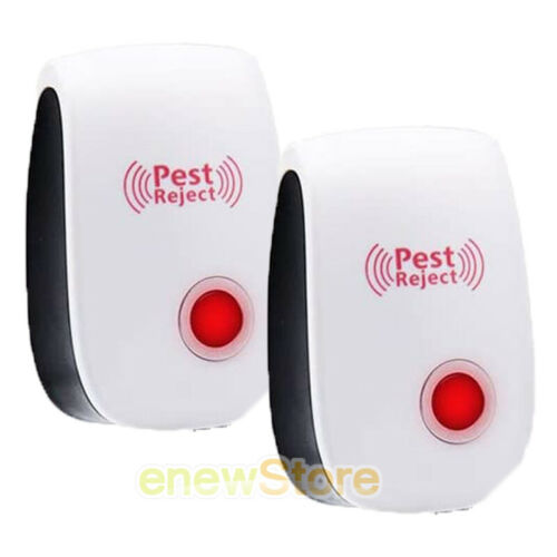Ultrasonic Pest Reject Electronic Rat Mice Repeller Anti Mosquito Insect Killer