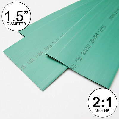 1//16-1.5mm Heat Shrink Tubing Choice of Color Cut To Length Buy 4ft get 2ft FREE