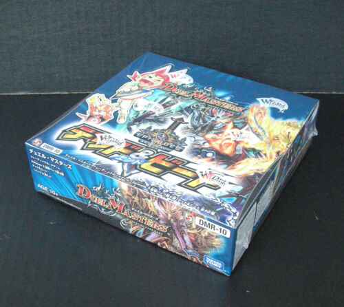 Duel Masters Card Game Episode 3 Booster Part 2 Dead and Beat DMR-10 Sealed Box