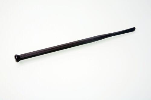 Fire-Sharp Masonry Mallet Head 8mm Bullnose Chisel 230mm Stone Carving