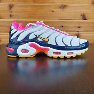 Nike Air Max Plus PRM Premium Pink/Navy