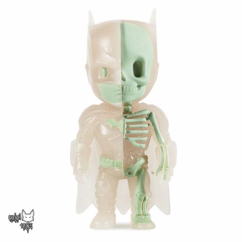 Mighty Jaxx XXRAY GID Batman by Jason Freeny Kidrobot Exclusive Brand New