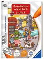 Ravensburger 00623 Tiptoi Www Grundschulwörterbuch Englisch ohne Stift Spielzeug