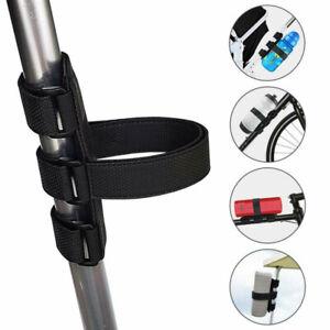 Bike Water Bottle Drink Cage Mount Stand Holder Bluetooth Speaker Fixed Strap AU